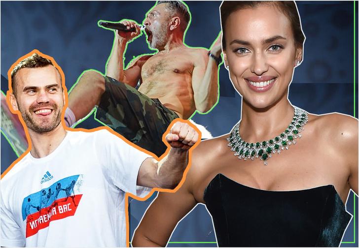 Фото №1 - Гроздья зависти: объявлены самые крутые российские звезды спорта и шоу-бизнеса!