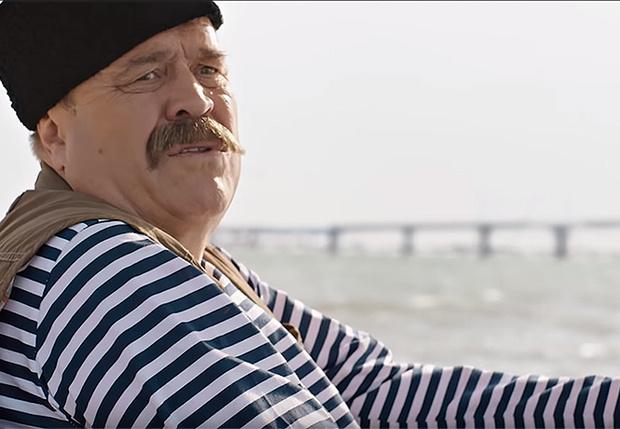 Фото №1 - Смотреть стоя! Трейлер кинофильма «Крымский мост»