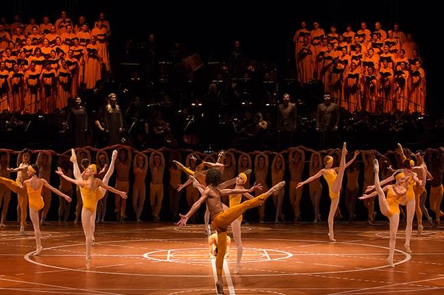 Фото №1 - Монако посетила Симфония №9