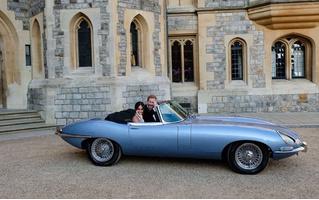 Jaguar выпустит электрическую версию легендарного E-Type