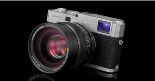 В России возродят фотокамеру «Зенит» в партнерстве с Leica