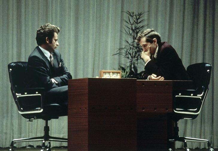 Фото №2 - Советский разведчик объяснил, почему Спасский проиграл американцу Фишеру в легендарном матче 1972 года