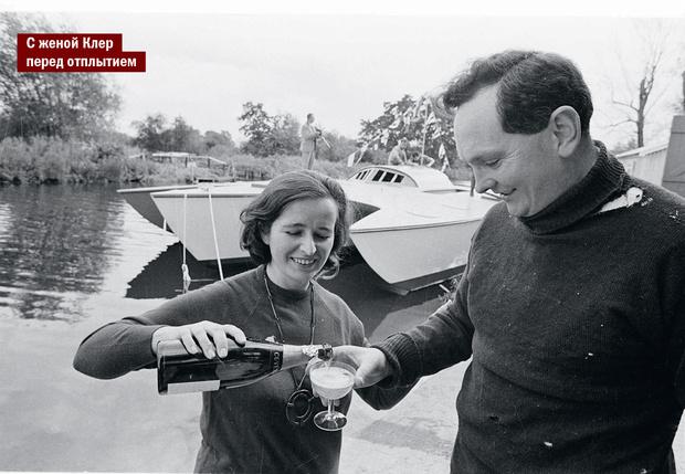 Фото №4 - Плот больного воображения: Захватывающая история самого неудачливого яхтсмена в истории
