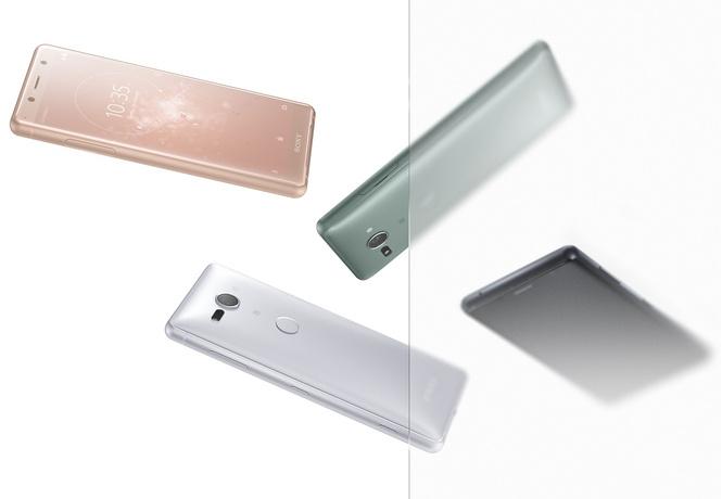 Последняя возможность предзаказать Xperia XZ2 и Xperia XZ2 Compact и получить подарок!
