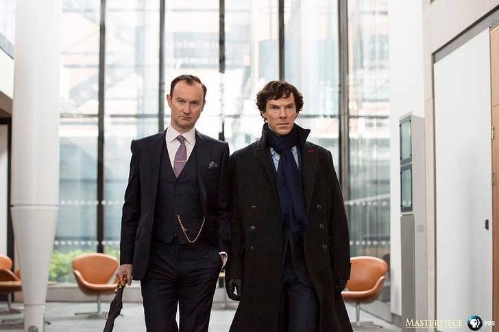 Фото №1 - «Шерлок», «Игра престолов» и «Мир Дикого Запада»: последние новости о любимых сериалах