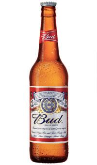 Фото №1 - Ящик пива BUD