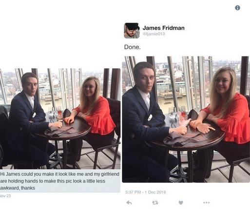 Самый смешной мастер фотошопа в Интернете. Часть 2!