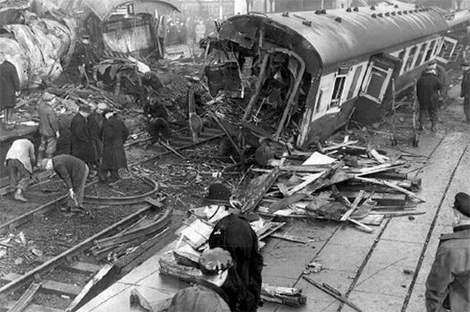 Фото №9 - Самые впечатляющие фото железнодорожных катастроф