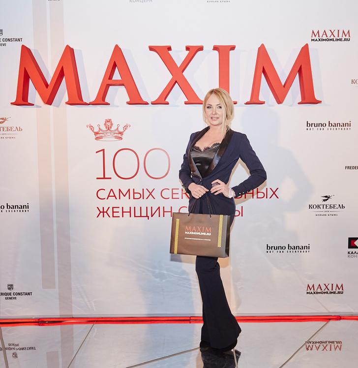 Фото №20 - Журнал MAXIM дал торжественный старт голосованию «100 самых сексуальных женщин страны» на вечеринке в Lexus Dome