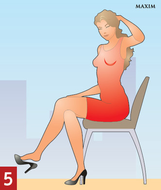 Фото №6 - Понимай язык тела: когда тебя обманывают, а когда хотят очаровать