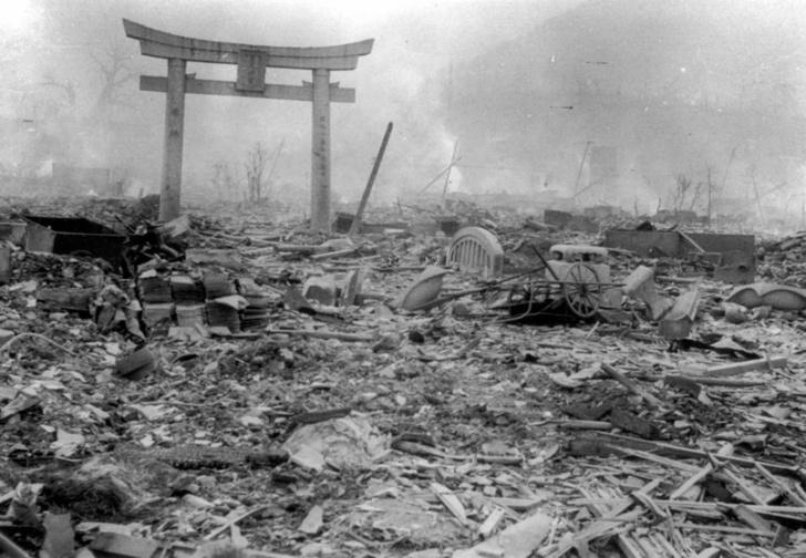 Фото №1 - Хиросима-1945, или Как один переводчик атомную войну развязал