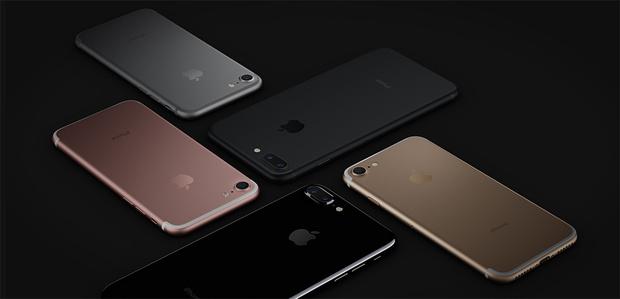 Цвета новых айфонов