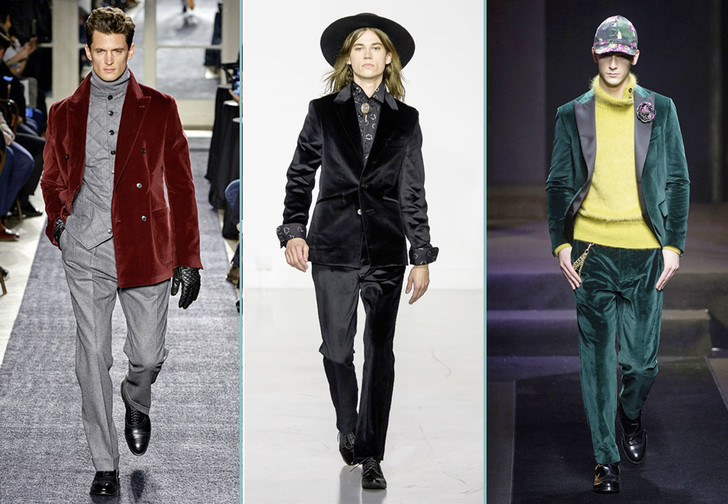 Фото №1 - Бархатный пиджак: как и с чем носить