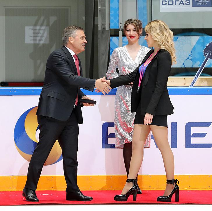 Фото №3 - Дарья Миронова: «Мужчины, учитесь у Ковальчука, как носить свою жену на руках!»