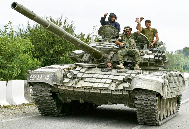 Танк Т-72-Sim1
