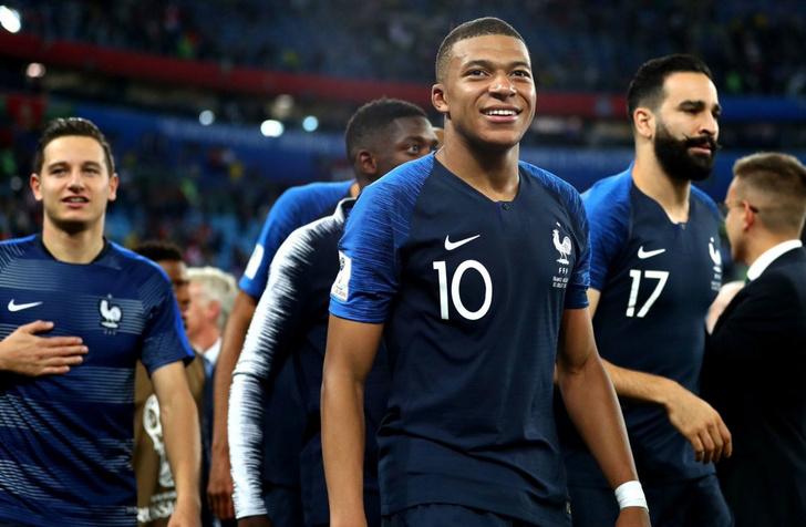Фото №1 - Финал чемпионата мира должна выиграть Франция. Вот увидишь!