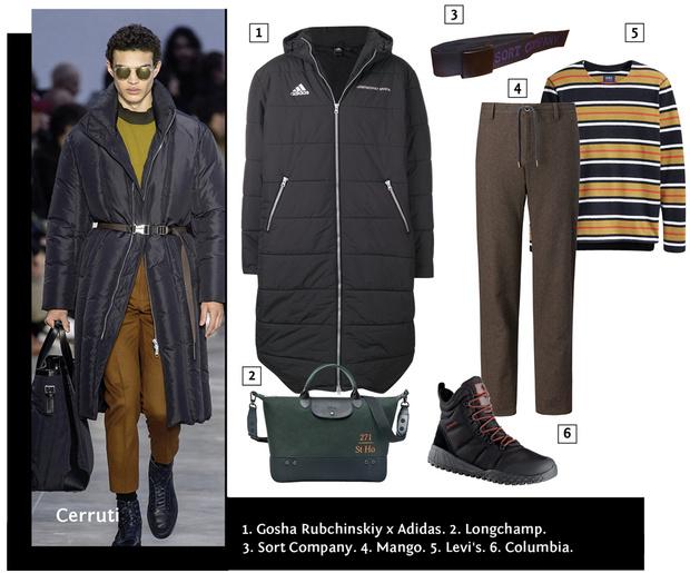 Фото №5 - Как и с чем носить пальто в межсезонье