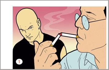 Фото №2 - Как защититься от хулиганов с помощью чайного пакетика, сигареты и других подручных средств