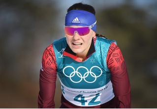 «Пишут, что нам незачем сюда было ехать»: российская лыжница Анастасия Седова пожаловалась на нападки в соцсетях