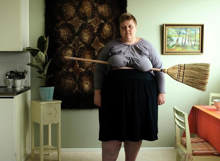 Фото №2 - Эта художница делает самые странные фотографии в мире!