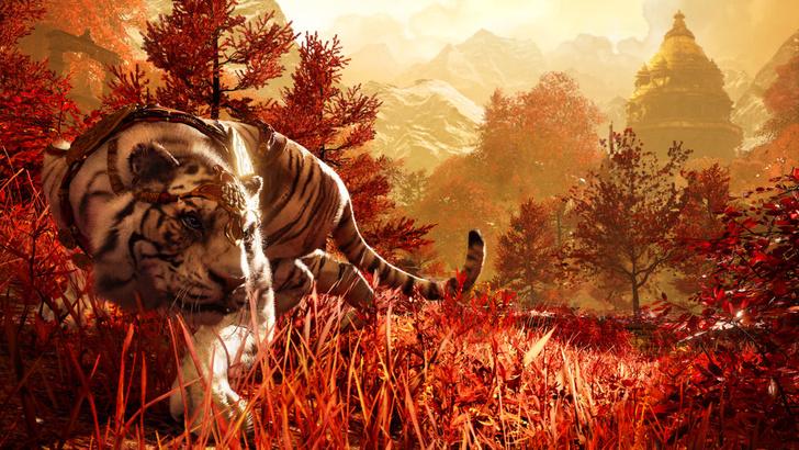 Фото №5 - 5 причин взять отпуск и уехать на пару недель в Far Cry 4