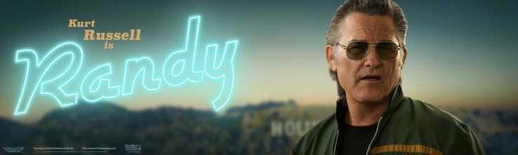 Фото №8 - Тарантино показал 13 постеров с главными героями к своему новому фильму «Однажды в Голливуде»