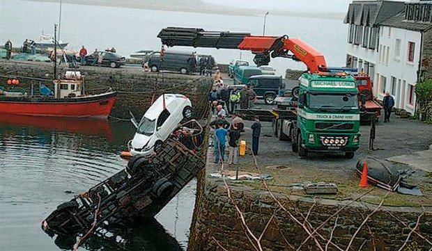 Фото №8 - Краш бест! 8 зрелищных аварий со всего света
