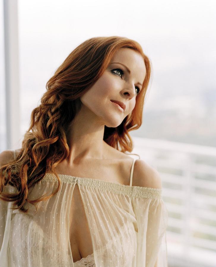 Фото №3 - Самые горячие рыжие актрисы и певицы