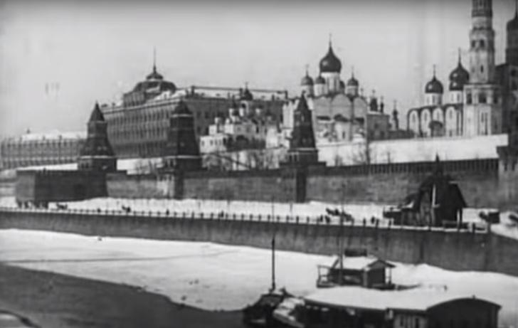 Фото №1 - Видео Москвы, снятое 112 лет назад, которое поможет перенестись в прошлое