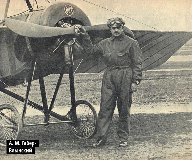 А. М. Габер- Влынский