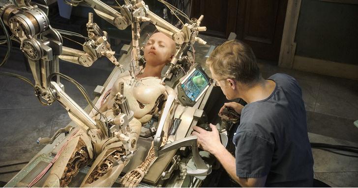 Фото №2 - «Алита» глазами создателей: какой видят свою картину Кэмерон и Родригес