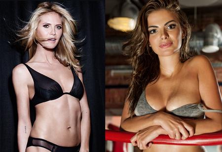 Ведущие «Матч-ТВ», Хайди Клум и другие самые сексуальные женщины недели