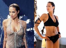 50 лучших актрис на бикини с 00 фильмов! Часть вторая: заключительные 05 кадров!