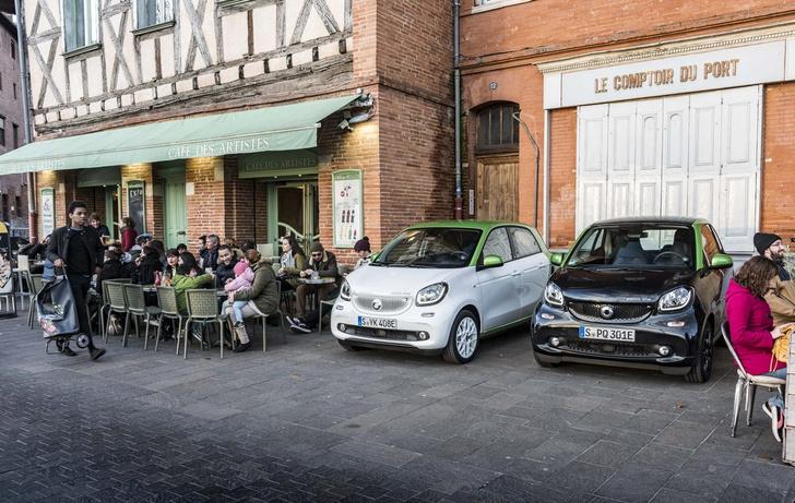 Фото №22 - Как Smart Electric Drive попал в вишлист автомобильного редактора MAXIM?