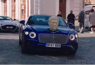 Тот самый эпизод Grand Tour с «отрезанной головой Сталина» на капоте. Видео на русском