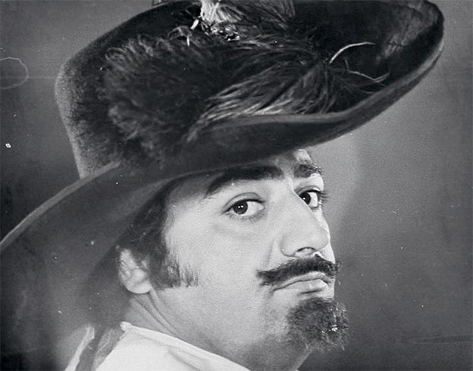 Виссарион Хидешели – Портос