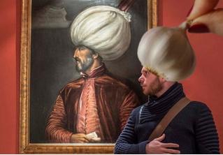 Самые смешные фото из паблика «Сфоткай типа Рембрант»