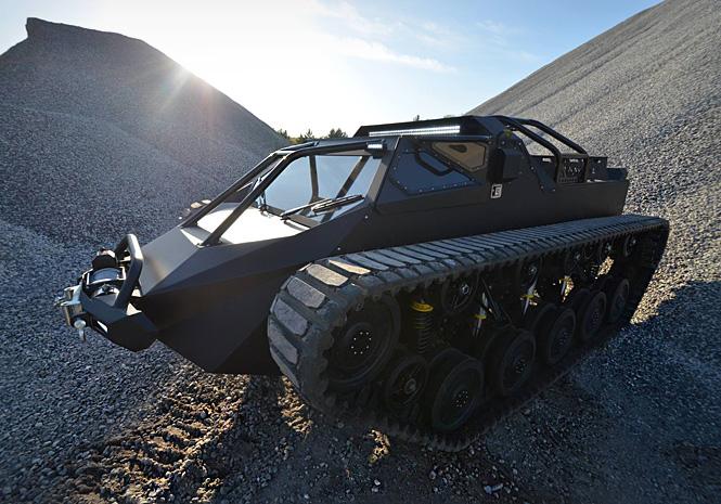 Ripsaw EV2 Luxury Super Tank