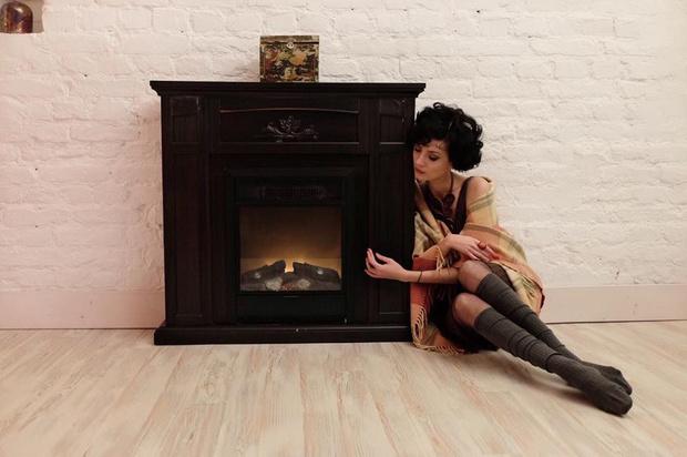 Фото №3 - Красивая и смешная! Питерская актриса Евгения Свиридова сразила нас веселыми видео и ямочками