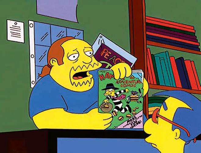 Фото №20 - Жития смешных: 93 факта о«Симпсонах», которые мало кто знает