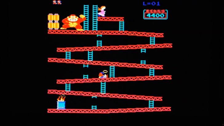 Фото №1 - Archive.org опубликовал коллекцию игр ручных консолей 80-х годов