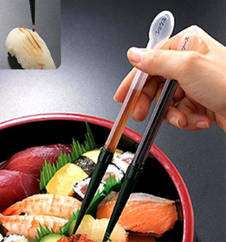 Фото №9 - Безумные палочки для еды