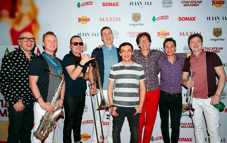 Хэдлайнером музыкальной программы стала группа «Браво»