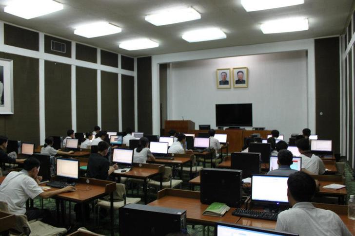 Фото №1 - В какие компьютерные игры играют в Северной Корее