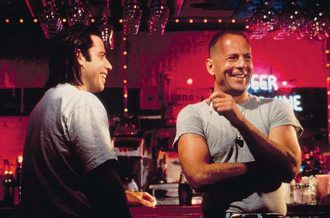 А в кино один другого убил… «Криминальное чтиво», 1994
