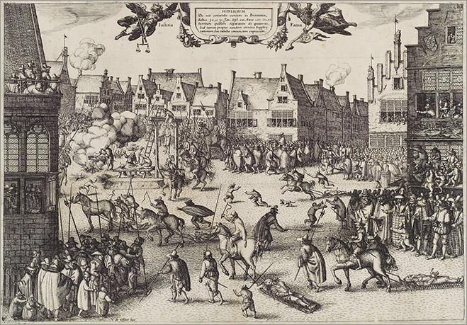 Фото №9 - XVII век Фокс представляет: взорви парламент или стань легендой, пытаясь