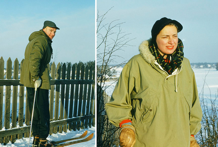 Фото №2 - 38 редких цветных фото СССР, сделанных американским «шпионом»
