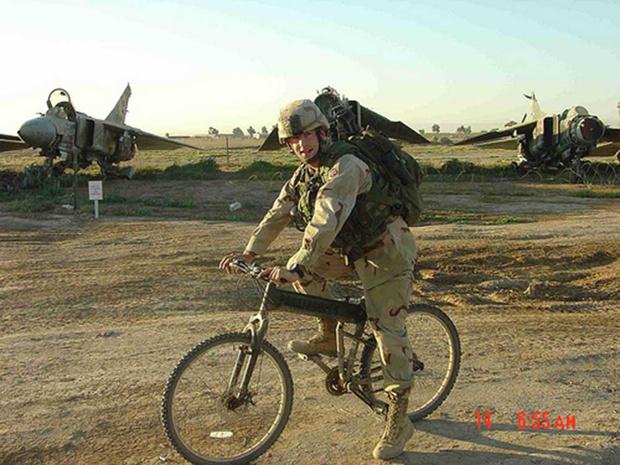 Фото №45 - Непридуманная история велосипедных войск