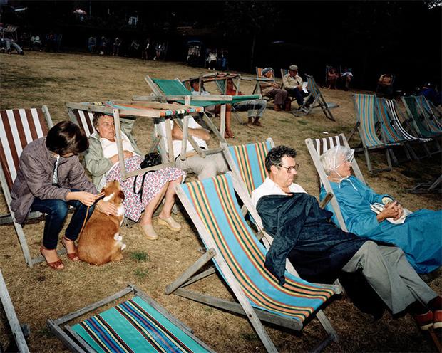 Фото №32 - Обычный туристический ад: фотографии английского курорта в 80-е