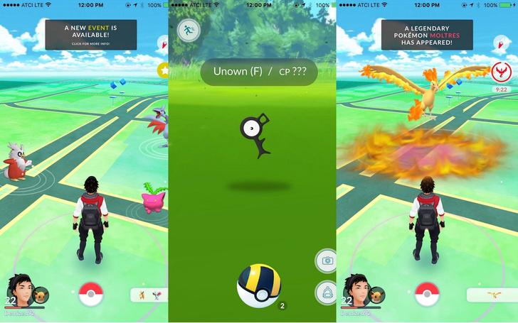 Фото №1 - В российских магазинах приложений появилась Pokémon GO